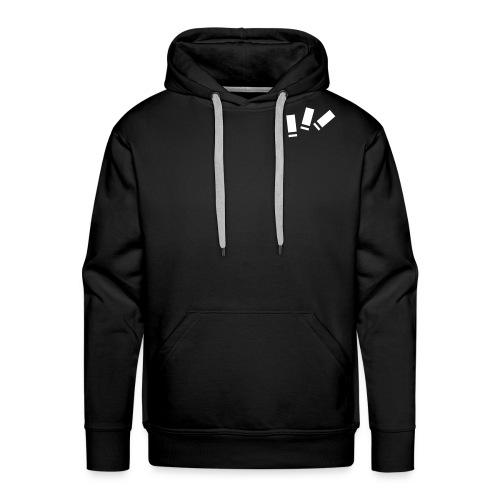 Urban Terror bullets - Sweat-shirt à capuche Premium pour hommes