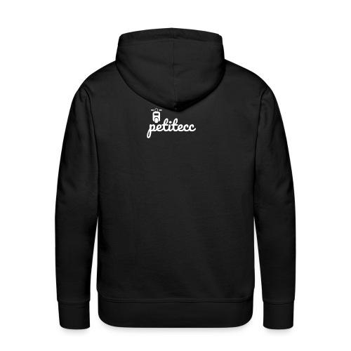 PETITECC - Sweat-shirt à capuche Premium pour hommes