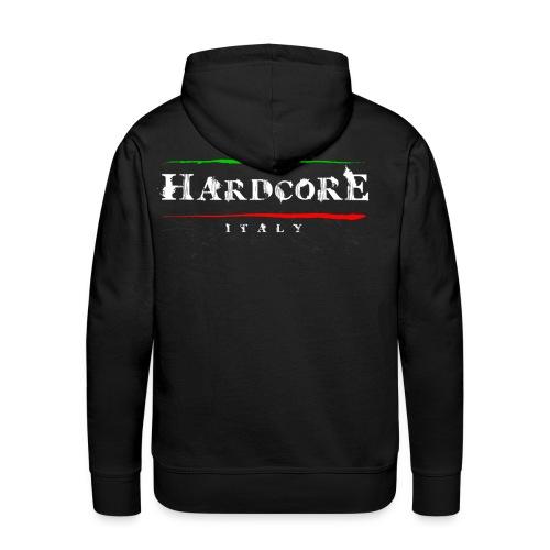 Hard Core Italy - Men's Premium Hoodie
