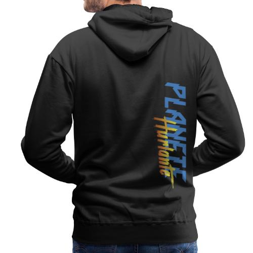 Produit officiel de Planete Hurlante - Sweat-shirt à capuche Premium pour hommes