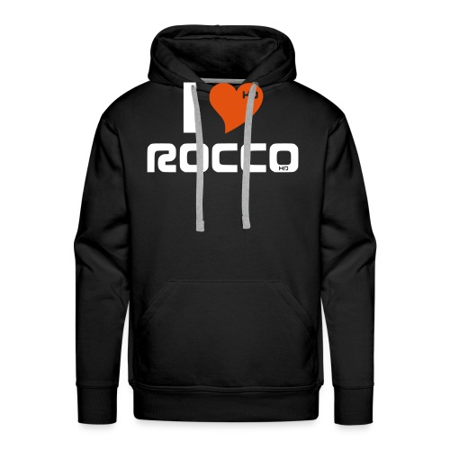 I LOVE ROCCO - Männer Premium Hoodie