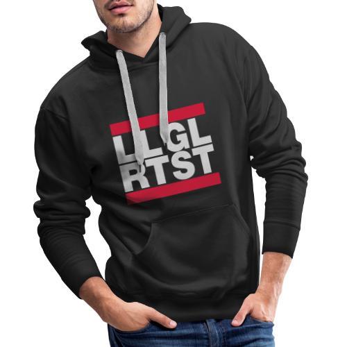LLGL_RTST - Männer Premium Hoodie