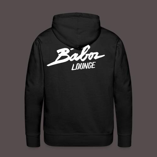 Männer T-Shirt 362BabozLOUNGE - Männer Premium Hoodie