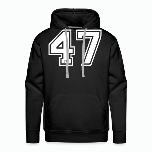 47FLY - Männer Premium Hoodie