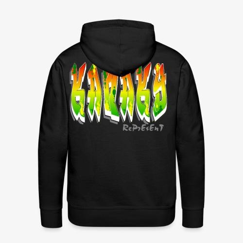 Knky vjr - Sweat-shirt à capuche Premium pour hommes