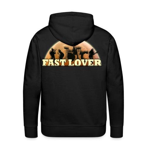 Fast Lover - Männer Premium Hoodie