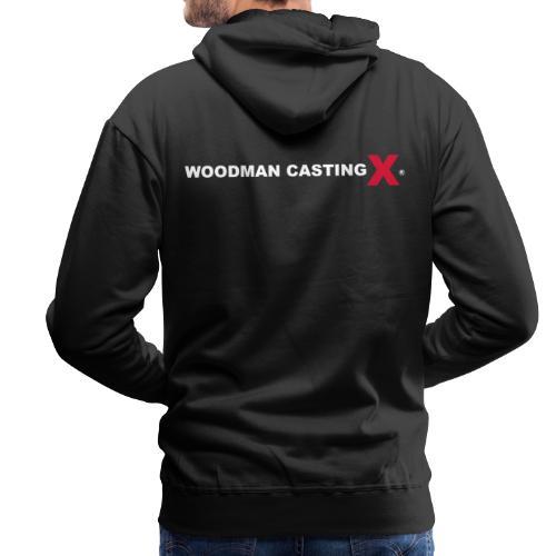 WOODMAN CASTING X - Männer Premium Hoodie