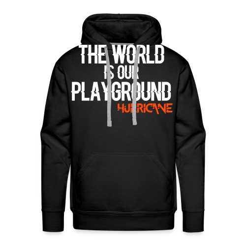 TWIOPAIhurricane - Sweat-shirt à capuche Premium pour hommes