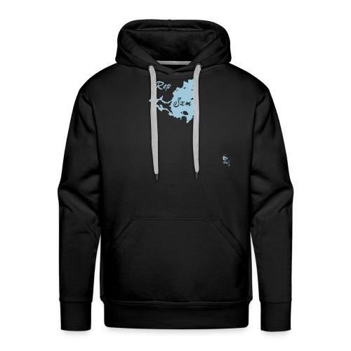 B-illa logo - Mannen Premium hoodie