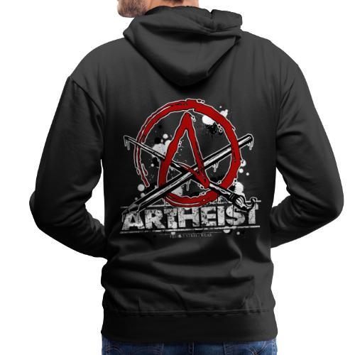 Artheist - Männer Premium Hoodie