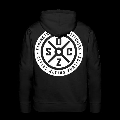 Damien Zaid Strength & Conditioning - Männer Premium Hoodie