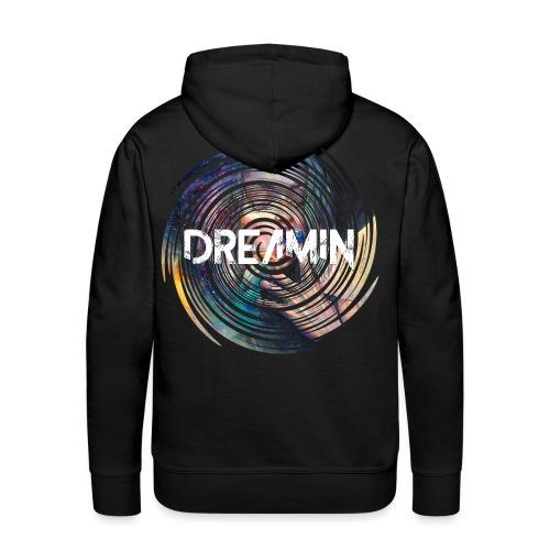 Dreamin Colorfull Print - Männer Premium Hoodie