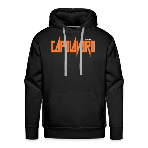 CAPOLAVORO with AIS copy png - Men's Premium Hoodie