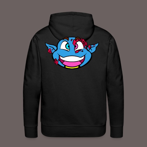 Ruby - Sweat-shirt à capuche Premium pour hommes