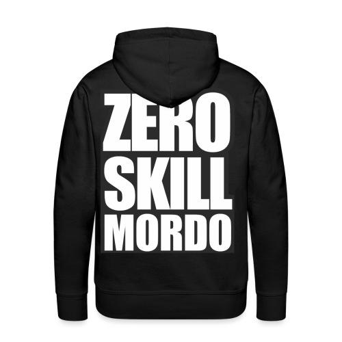Zeroskill Mordo - Bluza męska Premium z kapturem