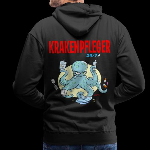 Krakenpfleger - Männer Premium Hoodie