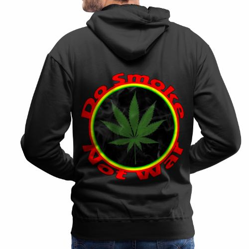 Do Smoke Not War - Männer Premium Hoodie