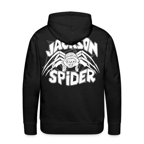 jackson spreadshirt weiss - Männer Premium Hoodie