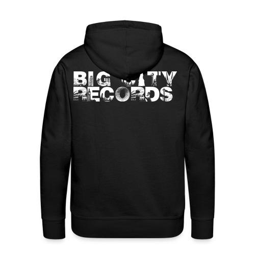 bigcityrecLOGOvit png - Premiumluvtröja herr