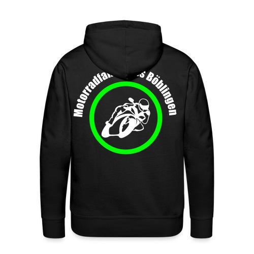 Motorradfans - Männer Premium Hoodie