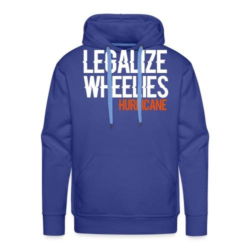 legalizewheelies - Sweat-shirt à capuche Premium pour hommes