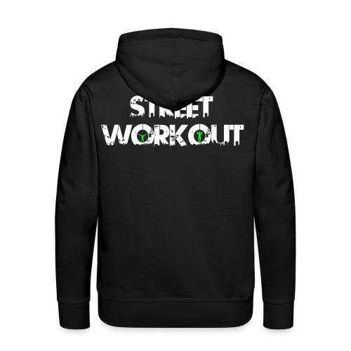 Street Workout - Männer Premium Hoodie