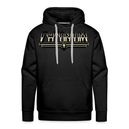 chtonium gul png - Men's Premium Hoodie