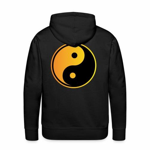 yin - yang - Männer Premium Hoodie