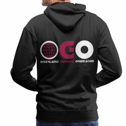 OGO-26 - Sweat-shirt à capuche Premium pour hommes