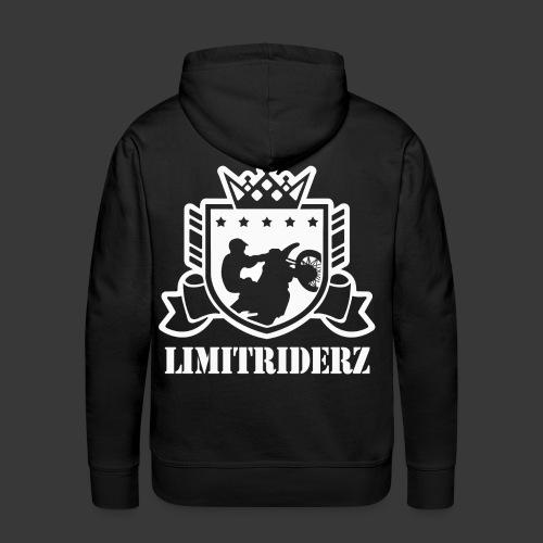 LimitRiderz 2 - Männer Premium Hoodie
