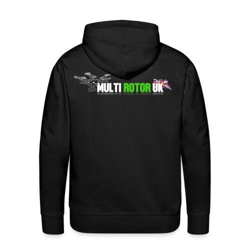 Multi Rotor UK Hoodie - Men's Premium Hoodie