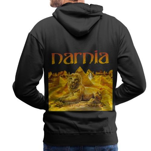 Narnia - Desert Land - Men's Premium Hoodie