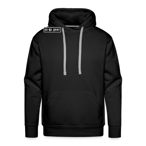 front army patch png - Männer Premium Hoodie