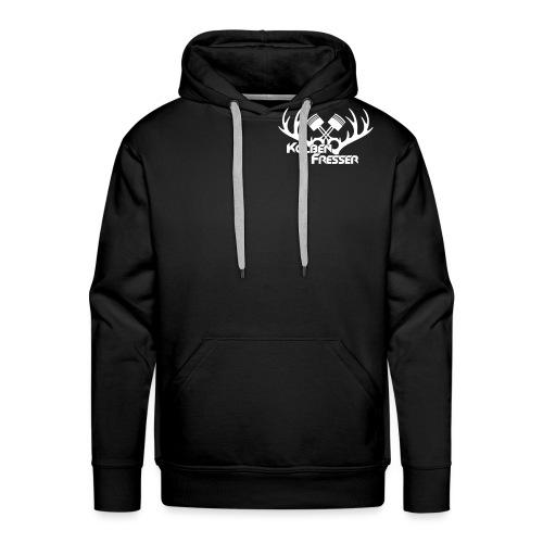 Kolbenfresser Geweih - Männer Premium Hoodie
