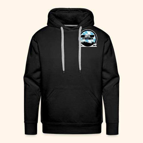 LogoV3 png - Männer Premium Hoodie