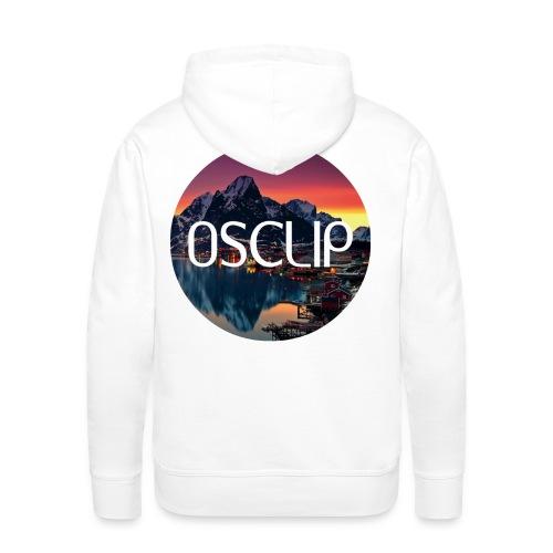 OSCLIP one:1 - Premiumluvtröja herr