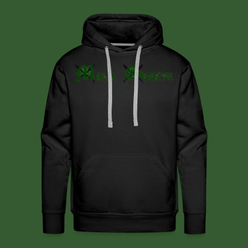 Text Logo transparent png - Men's Premium Hoodie