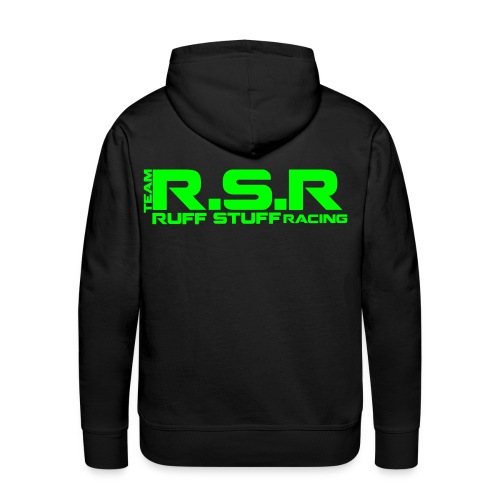 RSR LOGGA - Premiumluvtröja herr