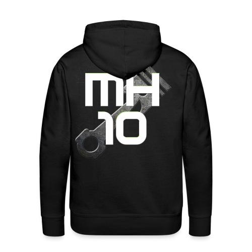 MH10 Logo png - Männer Premium Hoodie