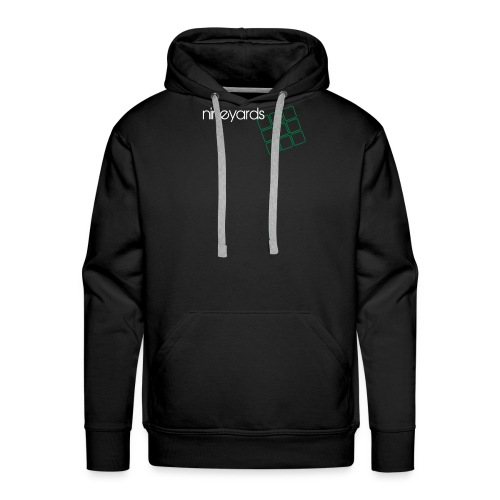 Nineyards text - Men's Premium Hoodie