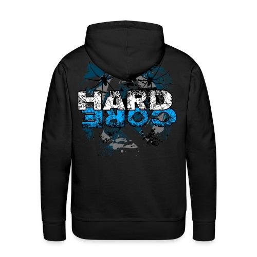 Hard Core - Men's Premium Hoodie