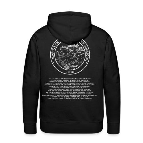 Polarstern 101 cruise shirts - Männer Premium Hoodie