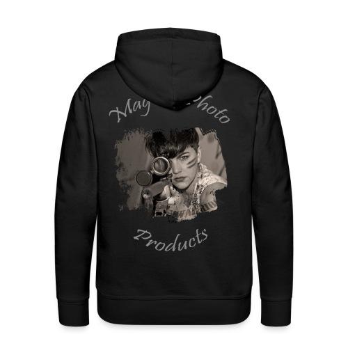 Mag'ins Photo Products 1 - Sweat-shirt à capuche Premium pour hommes