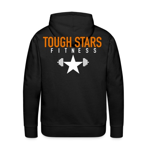 Tough Stars - Men's Premium Hoodie