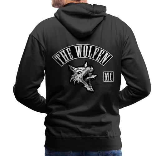 TWMC No Bottom Rocker - Men's Premium Hoodie