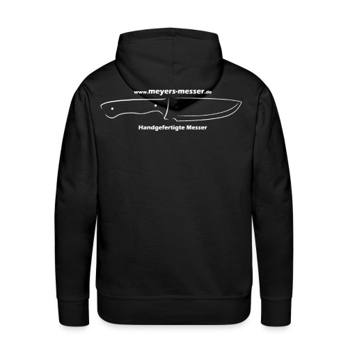LOGO_SM_Vektor7_transp_GI - Männer Premium Hoodie