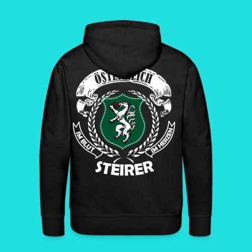 Steirer - Männer Premium Hoodie
