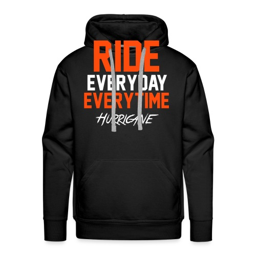 Ride EveryTime EveryDay - Sweat-shirt à capuche Premium pour hommes