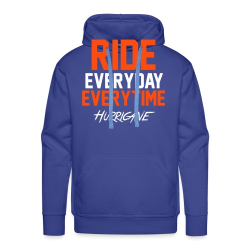 Ride EveryTime EveryDay - Sweat-shirt à capuche Premium pour hommes