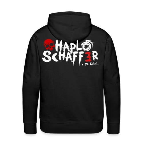 Haplo Schaffer - Sudadera con capucha premium para hombre